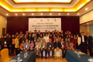 Workshop on Human Ecology and Sustainable Development: Some issues from reasoning to reality