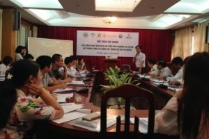 """Training on """"Environmental and social safeguard measures – Develop monitoring tools for PES / REDD project"""""""