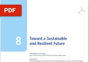 TOWARD A SUSTAINABLE AND RESILIENT FUTURE