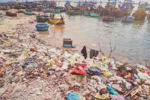 """First Announcement – National workshop on: """"Marine plastic pollution in Vietnam: Current situation & solutions"""""""