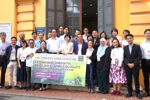 """43rd Southeast Asia Seminar: """"Economic growth, ecology, and equality: Learning from Vietnam"""""""